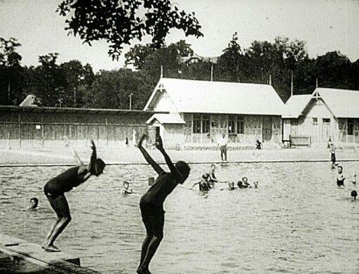 Swimming pool 1921