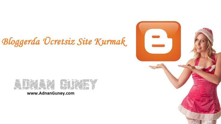 Blogger Web Sitesinde Ücretsiz Blog Nasıl Oluşturulur