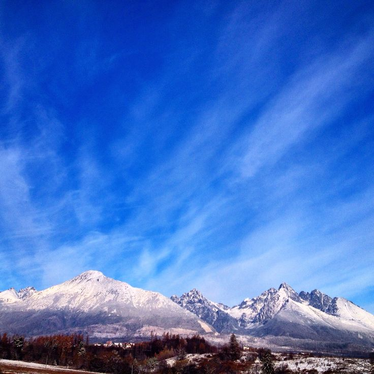 High Tatras .