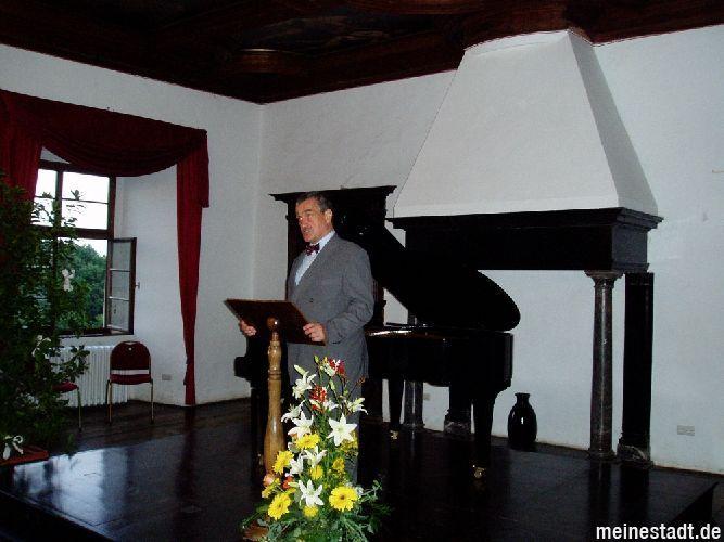 Scheinfeld - Seine Durchlaucht Fürst Karl zu Schwarzenberg