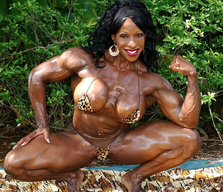 she muscle ebony porn