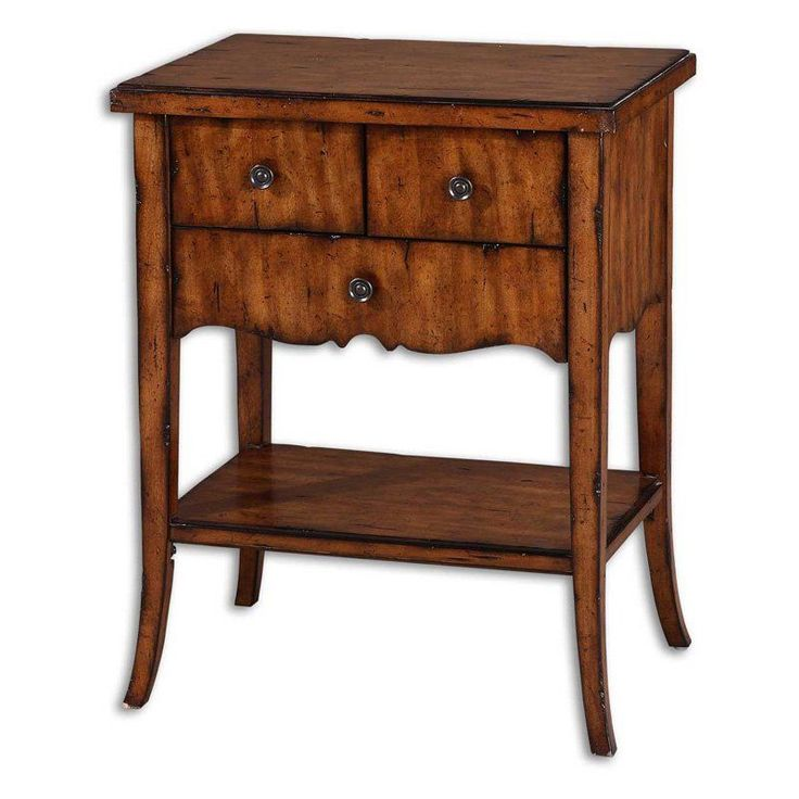 25 best End tables with drawers ideas on Pinterest Wood design