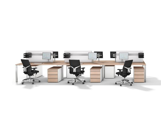 desking systems desk systems winea pro wini brombel check it out on - Herman Miller Tischsysteme