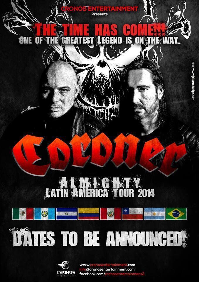 Coroner Latin America 2014