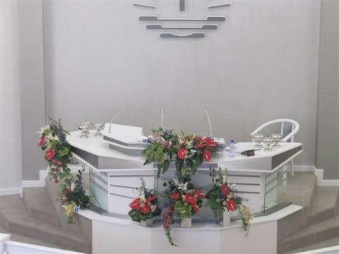 Parow West NAC Altar