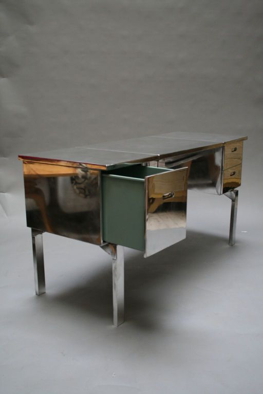 Folding Military Campaign Desk | From a unique collection of antique and modern desks and writing tables at https://www.1stdibs.com/furniture/tables/desks-writing-tables/