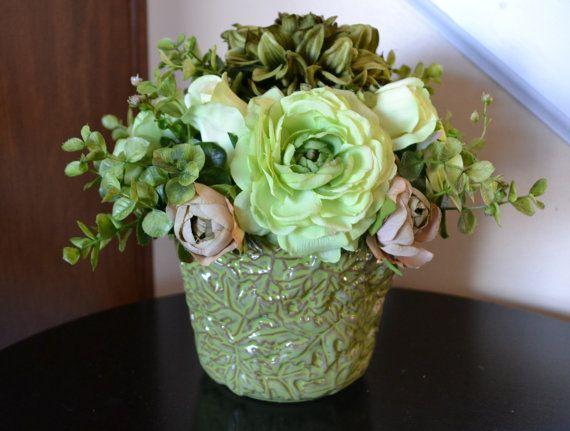 150 best chicago silk florist images on pinterest green thumb silk floral arrangement in by chicagosilkflorist 4500 mightylinksfo
