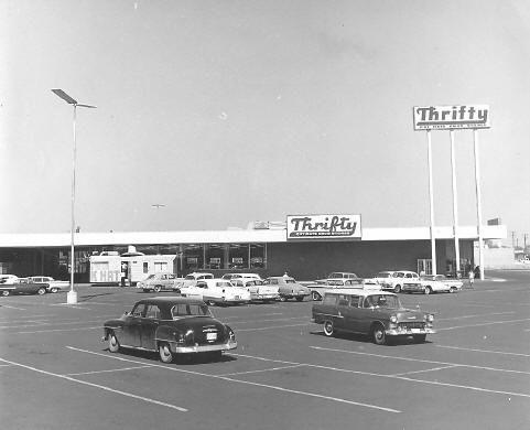 Thrifty Drug 35th Ave Amp Van Buren C 1959 Phoenix