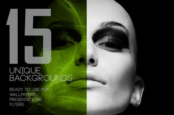15 Unique Backgrounds by DESIGNROOM1229 on @creativemarket