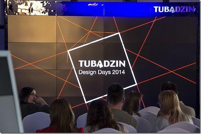 Tubądzin Design Days Krakow 2014