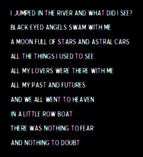 Pyramid Song, Radiohead