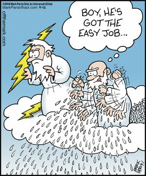 """Easy job... - """"Off the Mark"""" by Mark Parisi; 9/12/14"""