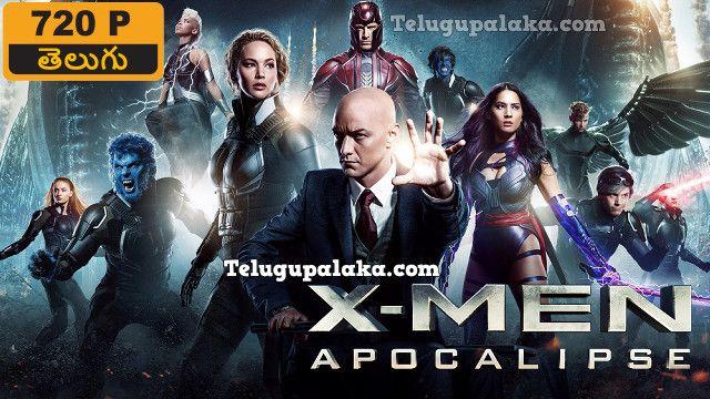 X Men Apocalypse 2016 720p Bdrip Multi Audio Telugu Dubbed Movie Https Ift Tt 2qnvv2y X Men Apocalypse Apocalypse X Men