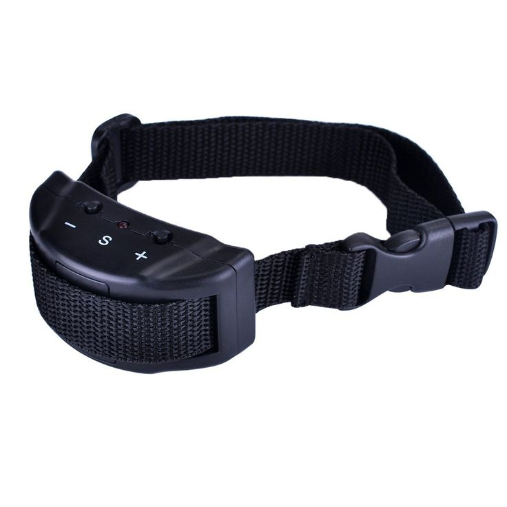 i-Kawachi DG326 Dog No Bark Collar for Bark Control with 7 Levels Adjustable Sensitivity Control, Electric Anti Bark Shock Collar for 15-120 Pounds Large and Medium Dogs ** Want to know more, visit the site now : Collars for dogs