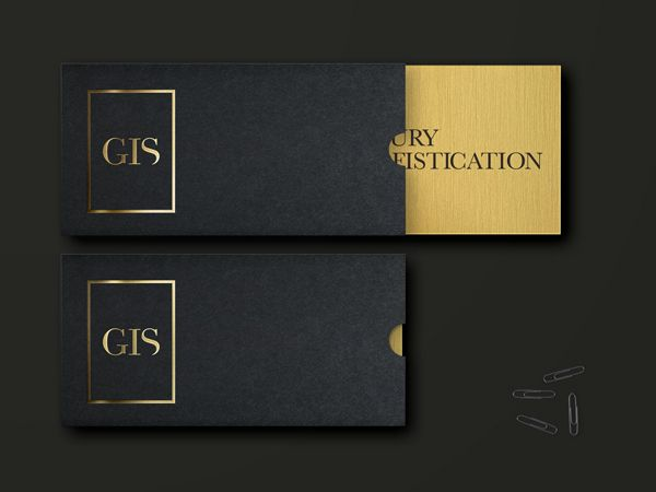 GIS - Golden Investment & Services™  Luxury Real Estate by Michael Nunes, via Behance
