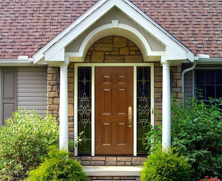 13 Best Front Doors With Sidelights Images On Pinterest