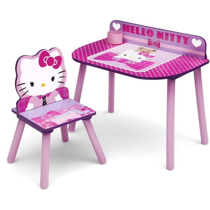 bureau enfant hello kitty lampe de bureau pour enfants hello kitty dalber with bureau enfant. Black Bedroom Furniture Sets. Home Design Ideas