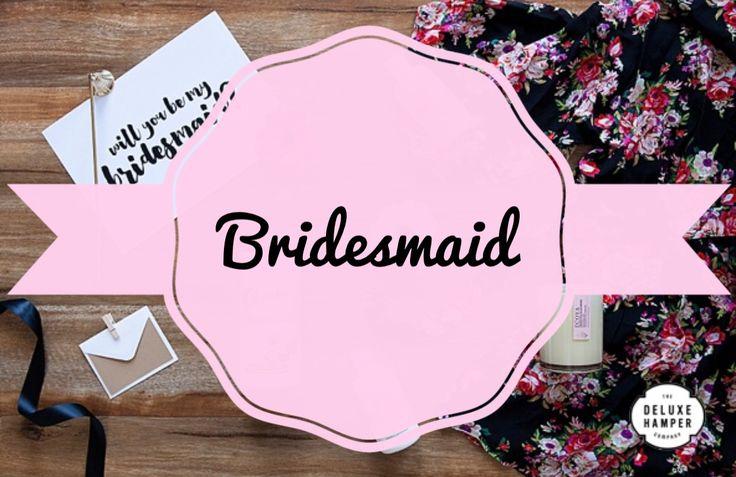 Will you be my Bridesmaid ….. Satin Robe
