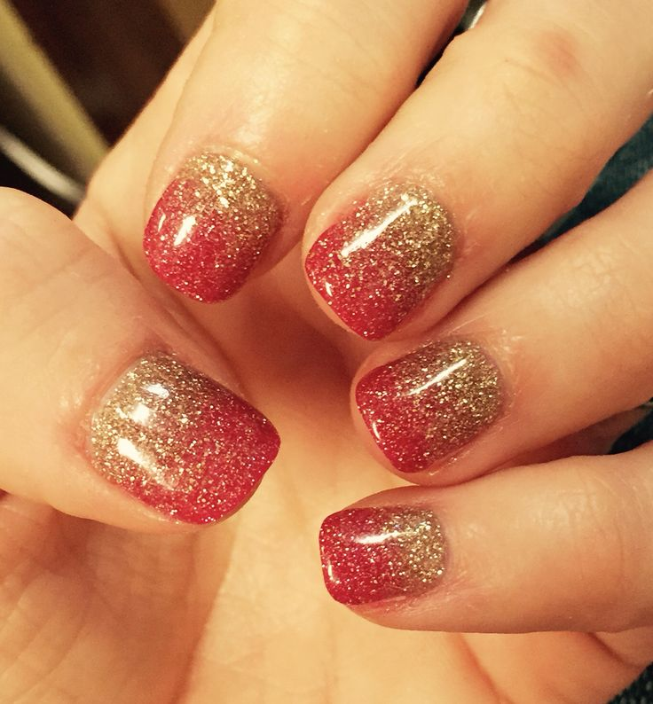 Best 25 diy nexgen nails ideas on pinterest dip nail colors nexgen ombr nails red and gold so pretty prinsesfo Choice Image