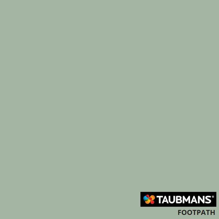 #Taubmanscolour #footpath