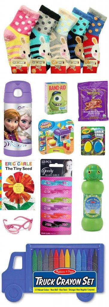 15 Practical Easter Basket Ideas for Kids