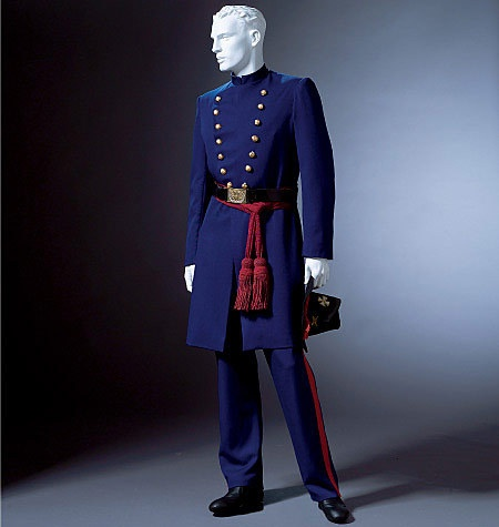 Confederate Uniform Patterns 67