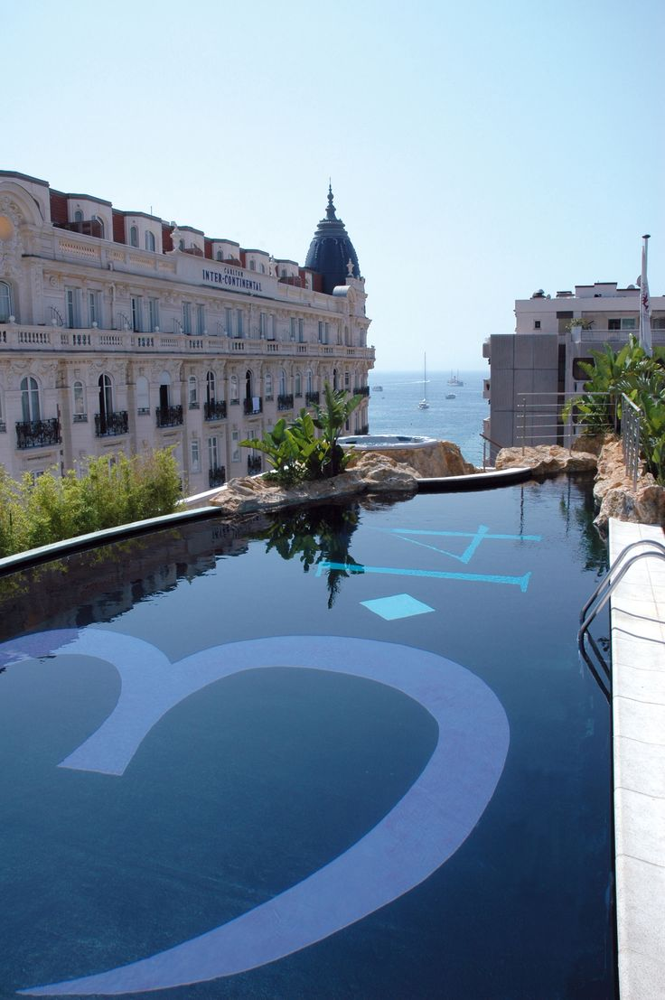 Extrêmement 24 best 3.14 PISCINE images on Pinterest | Cannes, Cannes france  CA34