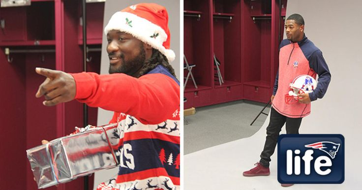 Take a look at behind the scenes action of Malcolm Butler and LeGarrette Blount striking a pose for the Winter ProShop eCatalog.