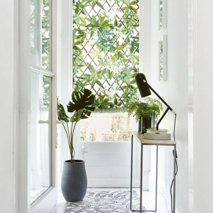 Según los expertos, estos son los 5 colores que harán de tu casa, un hogar feliz. ¿Cuál es tu preferido? #HomeDecor  🌳Verde: naturaleza 💛Amarillo mostaza: sol. 🔹Azul: serenidad 🌷Rosa: aspiracional. 🔺Rojo: emoción.  Imagen vía ELLEDECOR