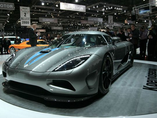 Ridiculously expensive car - Koenigsegg Agera: The Agera pumps out over 900 horsepower, and its carbon fiber body makes it lightweight, aerodynamic and very pretty to look at. How much does this Scandinavian supercar cost?: Koenigsegg Agera Frontal Jpg, Expensive Cars, Ridiculous Expensive, Scandinavian Supercars, Expen Cars, Supercars Cost, Swedish Cars, Cars Manufactured, Agera Pumps