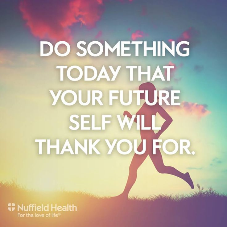 Do something today that your future self will thank you for. #quote #inspiration #motivation #mondaymotivation