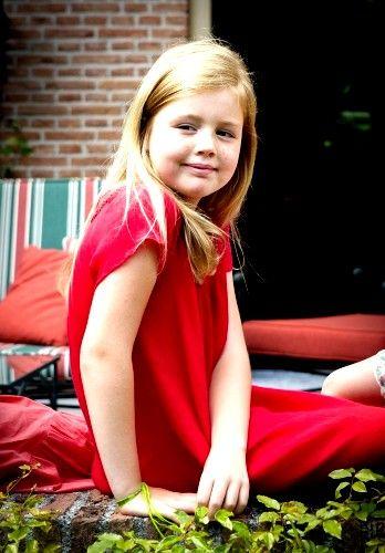 koningspaar:  Princess Alexia
