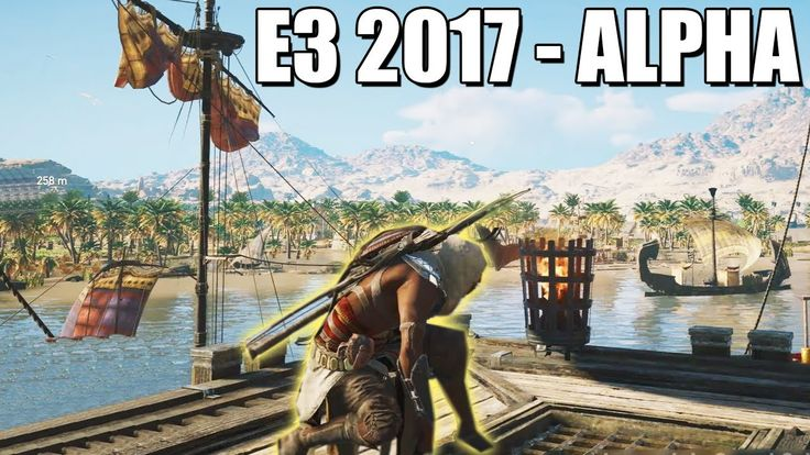 Assassin's Creed Origins 30 Minutes Open World Gameplay