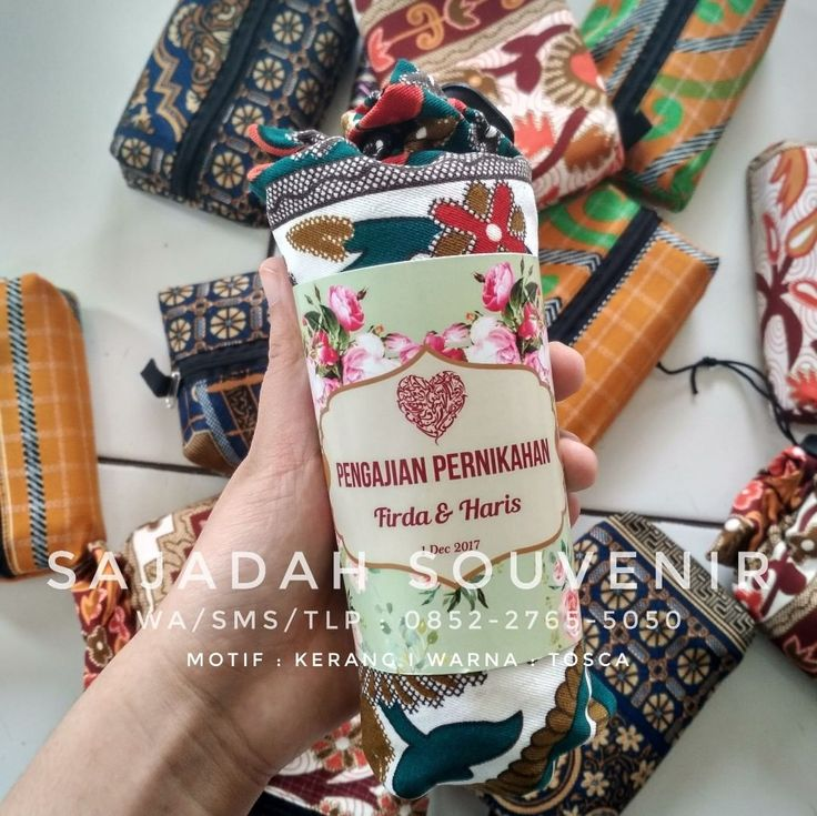 Sajadah Mini Praktis +62 85227655050 Sajadah, Souvenir