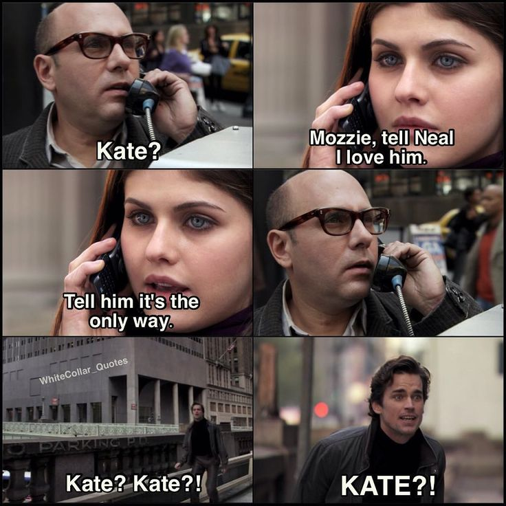 Season 1. White Collar Quotes.
