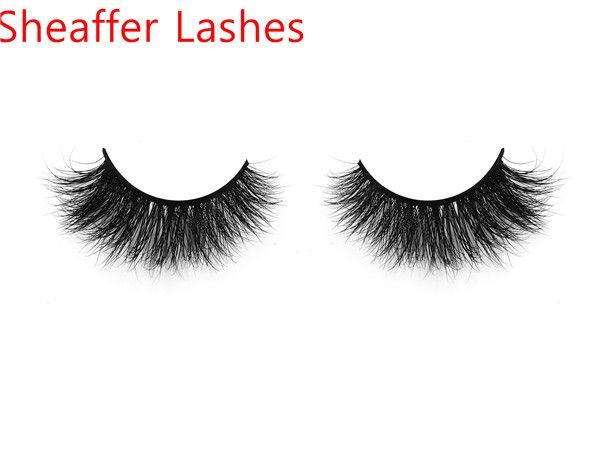 Wholesale Bottom Mink Lash Manufacturer With Private Label Package Sl3d24 Lashes Silk Lashes Long Lashes