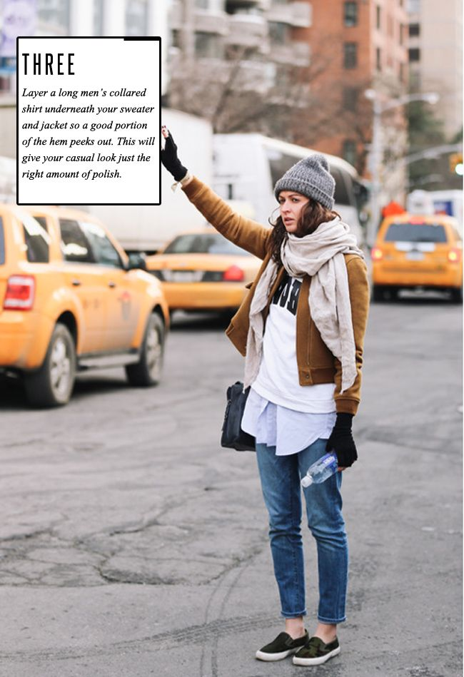 Layering 101: 10 Tips on How to Layer This Fall
