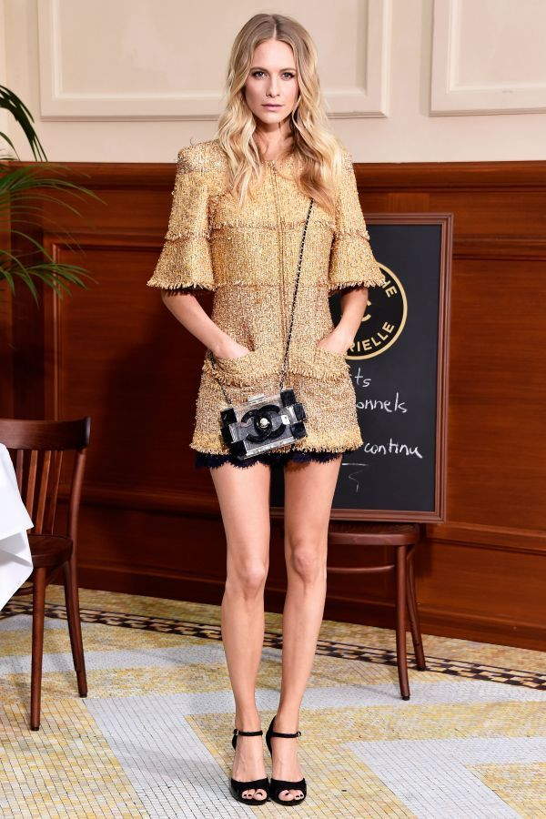 The Best Style From Chanel's Front Row | The Zoe Report