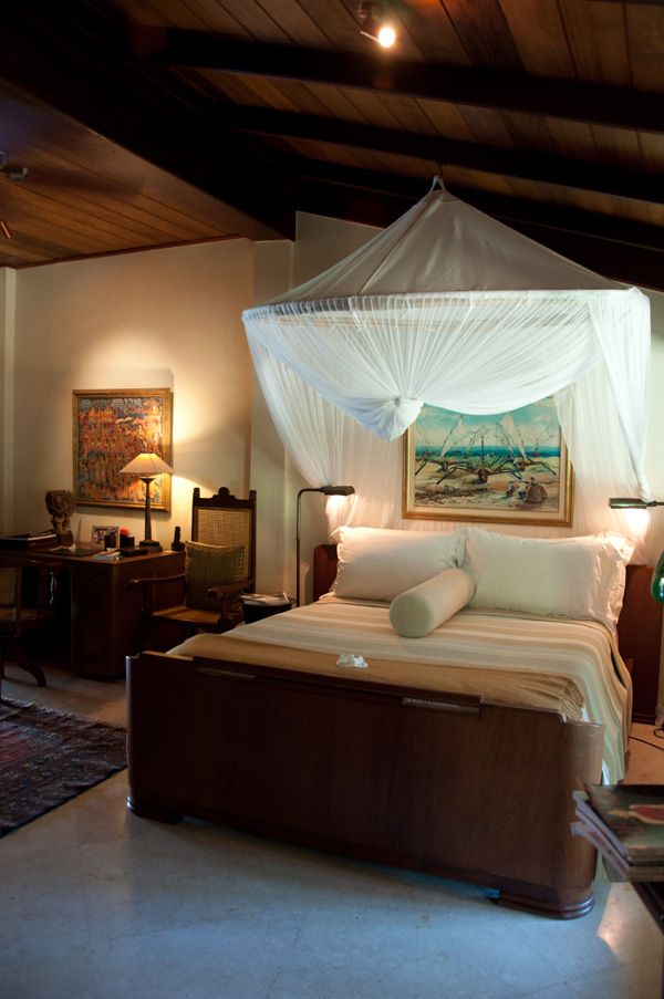 Luxury Bedroom at Villa East Indies