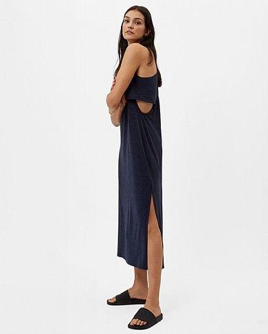 b2bc20dd99cf Holistic Dress - Beetle Blue
