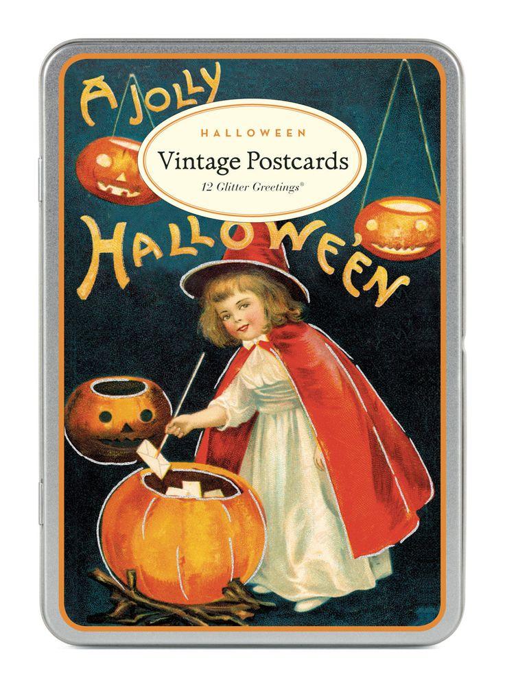 12 Halloween kaarten meerleuks Cavallini & Co