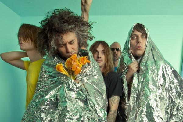 Woop woop! The first announcement for the Falls Festival came through, with the Flaming Lips among the headliners.