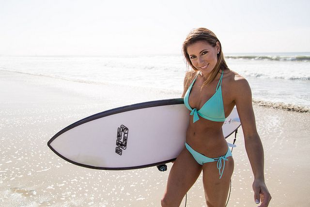 Leah Pritchett  Surf Girls, Leah, Surfer Girl-6817