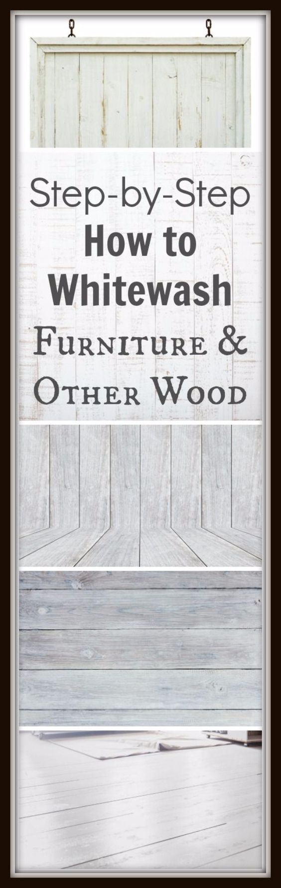 DIY Furniture Refinishing Tips - Whitewashing Furniture - Creative Ways to Redo Furniture With Paint and DIY Project Techniques - Awesome Dressers, Kitchen Cabinets, Tables and Beds - Rustic and Distressed Looks Made Easy With Step by Step Tutorials - How To Make Creative Home Decor On A Budget http://diyjoy.com/furniture-refinishing-tips