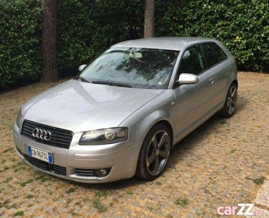 Audi A3, 2.0 TDI, din 2004