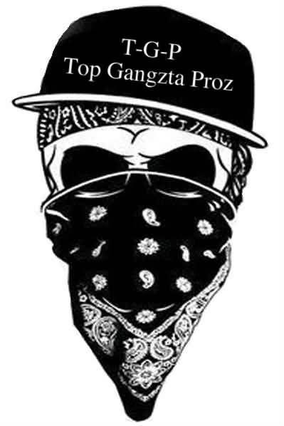 Awesome Gangster Skull Tattoo Stencil Skull Pictures Skulls Drawing Skull Art