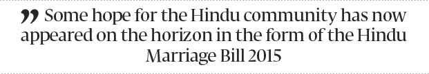 Marriage and minorities - The Express Tribune