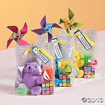 """For the Young and the """"Young at Heart"""" Wedding Favors from Oriental Trading"""