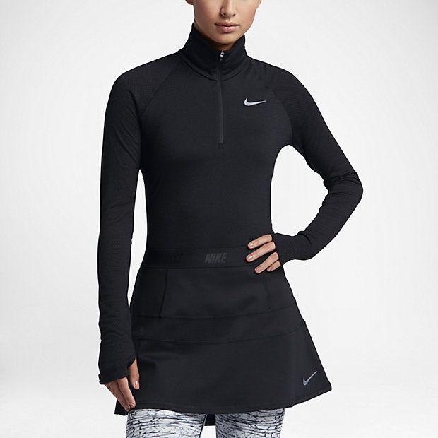 Nike Merino Half-Zip Женская Golf Top