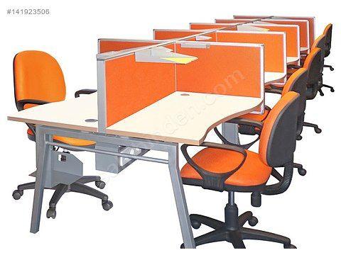 Alışveriş / Ofis Malzemeleri / Ofis Mobilyaları / Masa / Çoklu Çalışma Masası